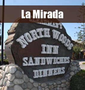 North Woods Inn La Mirada