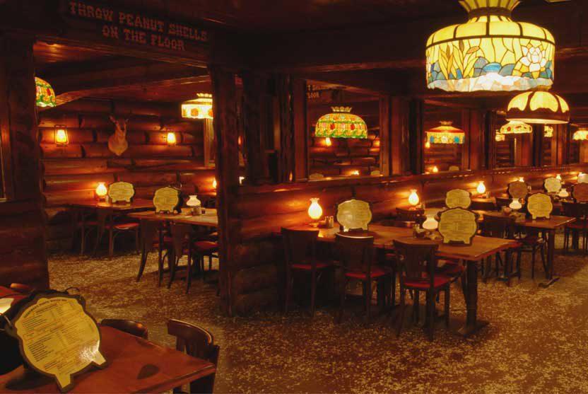 San Gabriel Restaurant private room